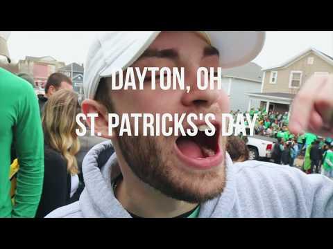 University of Dayton - St. Patricks Day 2018
