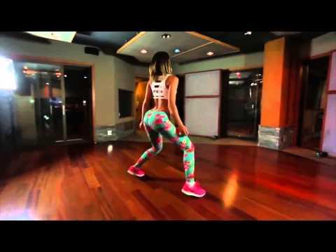 Lexy Panterra - Major Lazer & DJ Snake - Lean On feat. MØ (Twerk Freestyle)