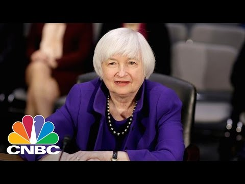 Janet Yellen: Rate Hike Decision Reflects Economic Progress | Power Lunch | CNBC