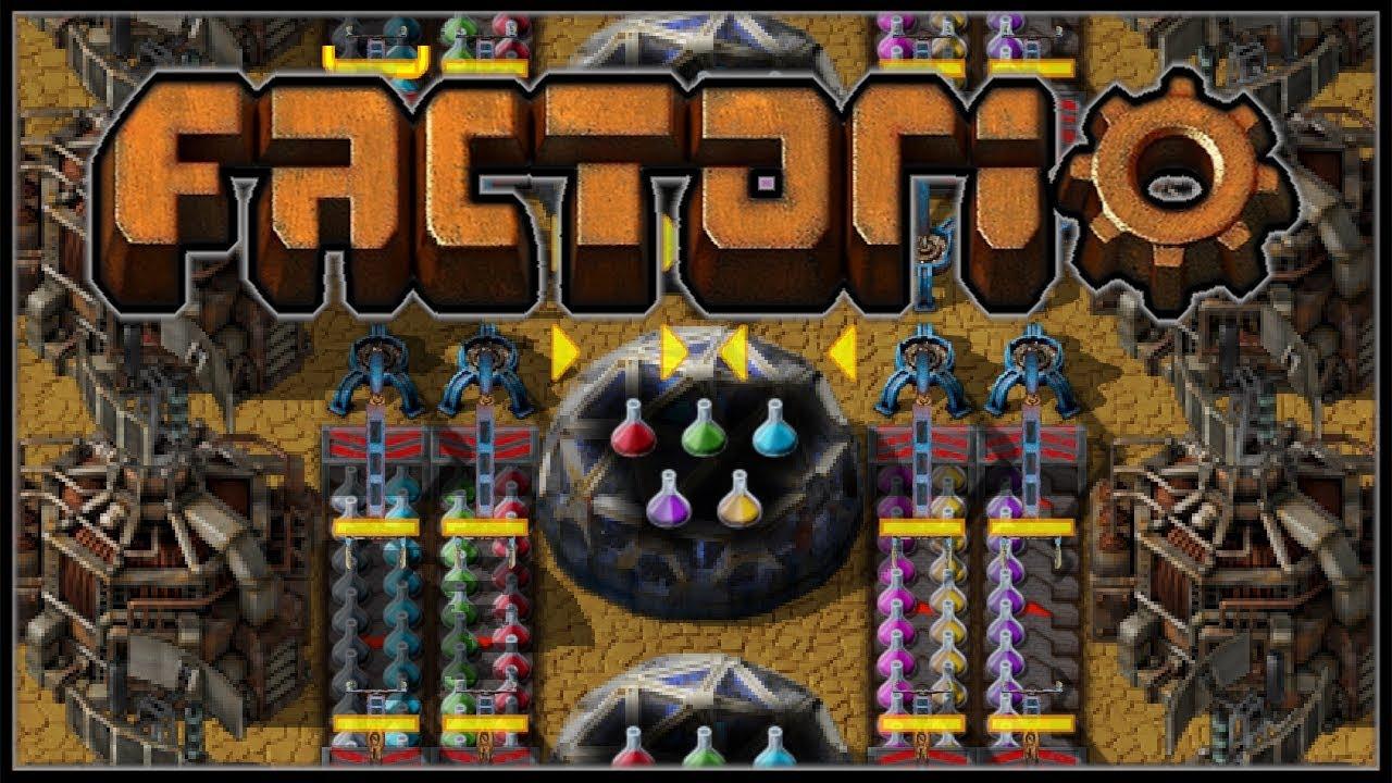 Factorio Sea Block #29 - Seven Science Setup (0 15)