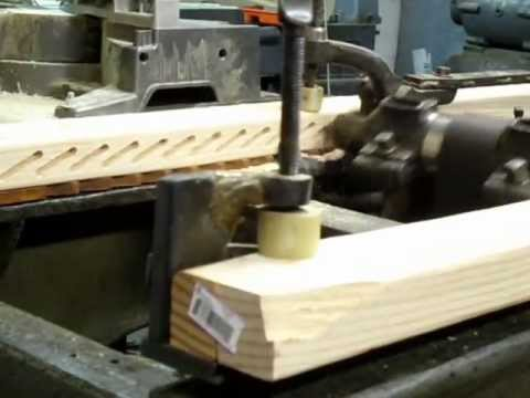 Antique Shutter Machine Blind Stile Mortiser Or Louver