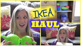 IKEA HAUL & Kids Kitchen Cupboard