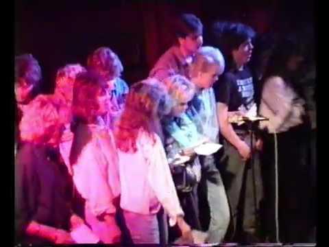 Allsang Rock For Afrika 1985 Kvernaland