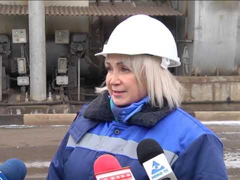 Эко-тур на Западно-Сибирский электрометаллургический завод