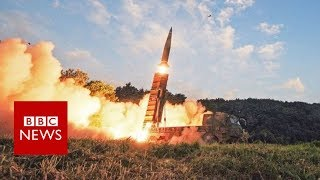 North Korea: What would a war look like? - BBC News
