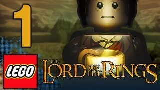 LEGO: Lord of the Rings The Game - Walkthrough Gameplay Part 1 - Prologue (1080p) | WikiGameGuides