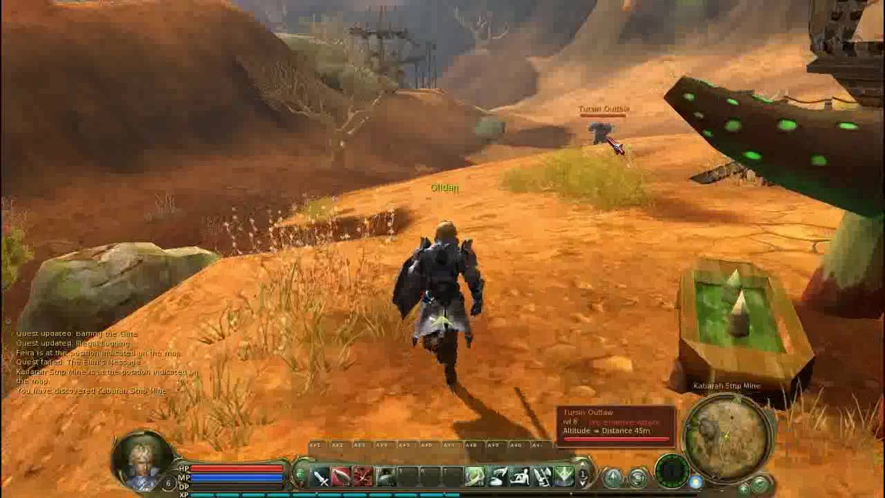 Aion Gameplay (PC HD)