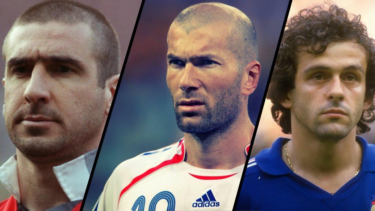 Les 5 Légendes du Football Français !