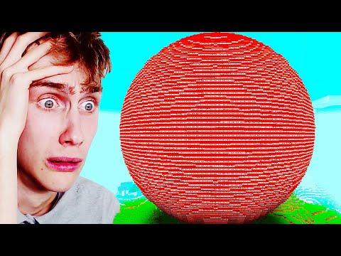1 MILJOEN TNT CHALLENGE - Minecraft