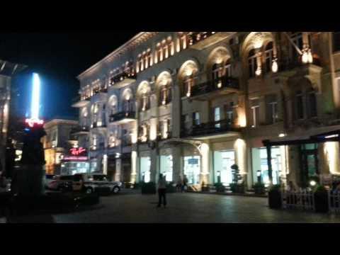 اذربيجان ميدان النافورة