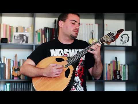 Ricardo Gordo - Wonderful Tonight (portuguese guitar)