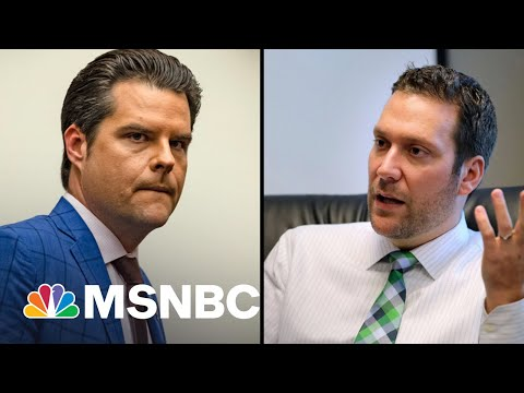 Gaetz 'Wingman' Greenberg To Plead Guilty And Cooperate