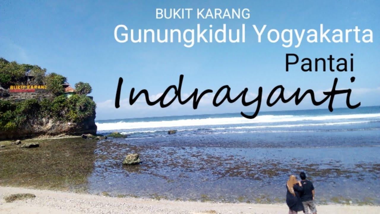 Pantai Indrayanti 2020 Gunungkidul Yogyakarta Youtube