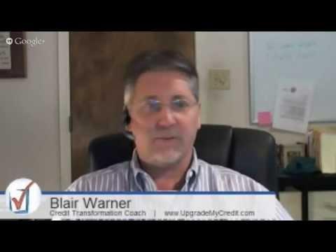 MyMortgageInsider.com interview - Blair Warner, CEO of Upgrade My Credit