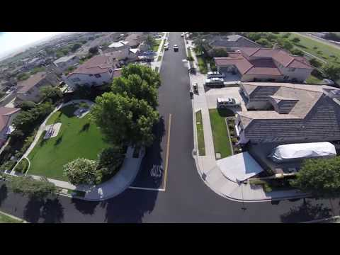 Californian Summer Vacation with a Drone