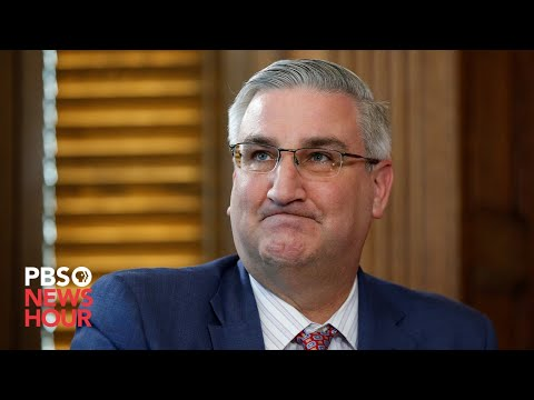 WATCH LIVE: Indiana governor Eric Holcomb gives coronavirus update — March 26, 2020
