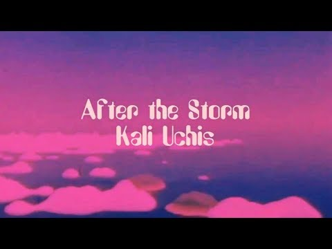 Kali Uchis - After the Storm [lyrics] //V A P O R W A V E//