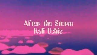 Kali Uchis - After the Storm [lyrics] //V A P O R W A V E//