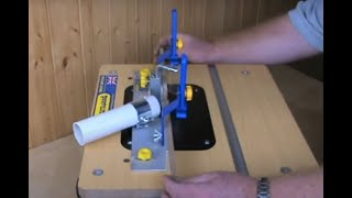 Charnwood's W012 Router Table