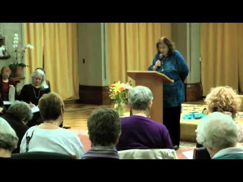 Women Mystics - Wednesday evening
