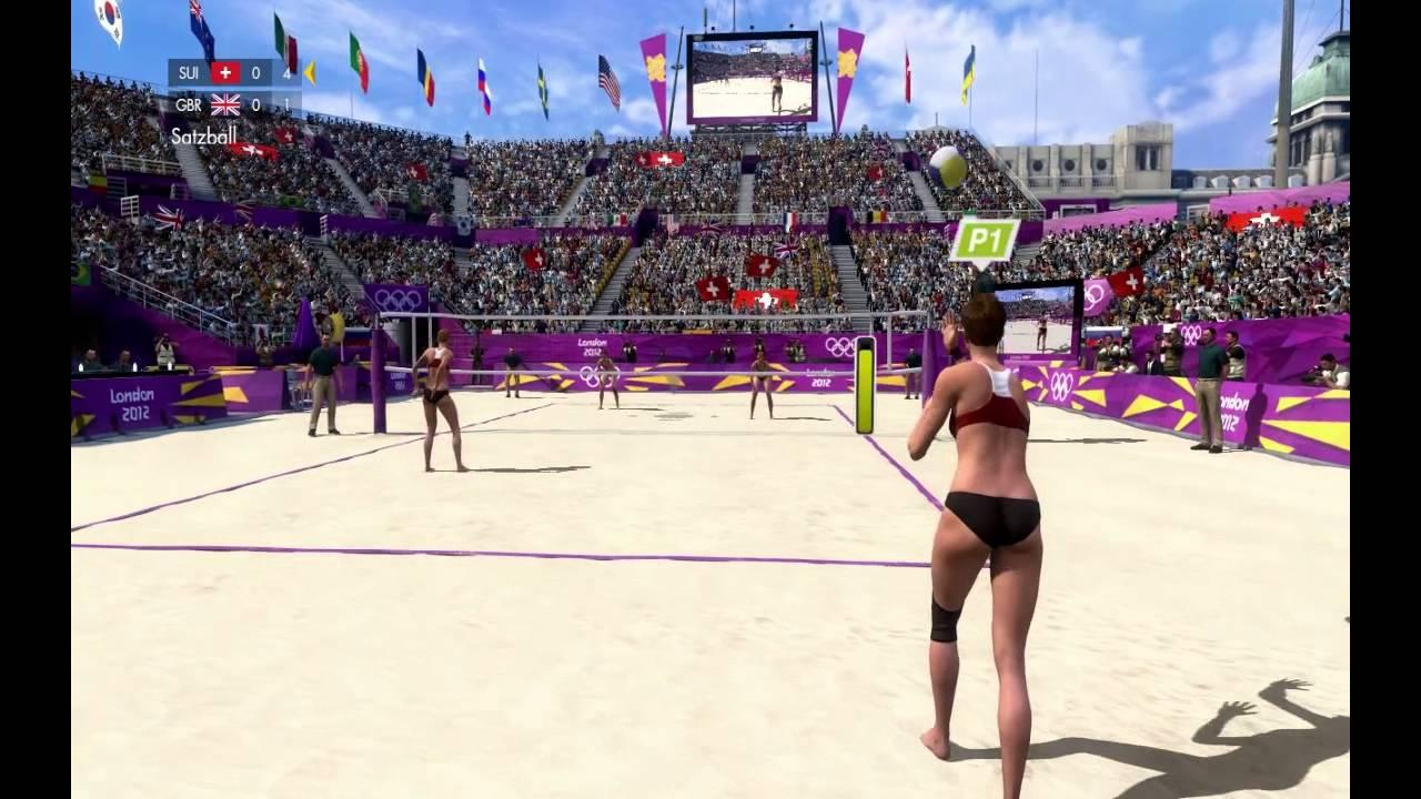 Beachvolleyball Olympia 2012