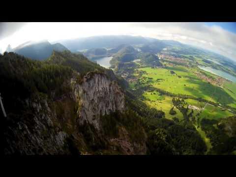 Paragliding Tegelberg Neuschwanstein