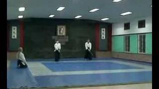 aikido bokken waza