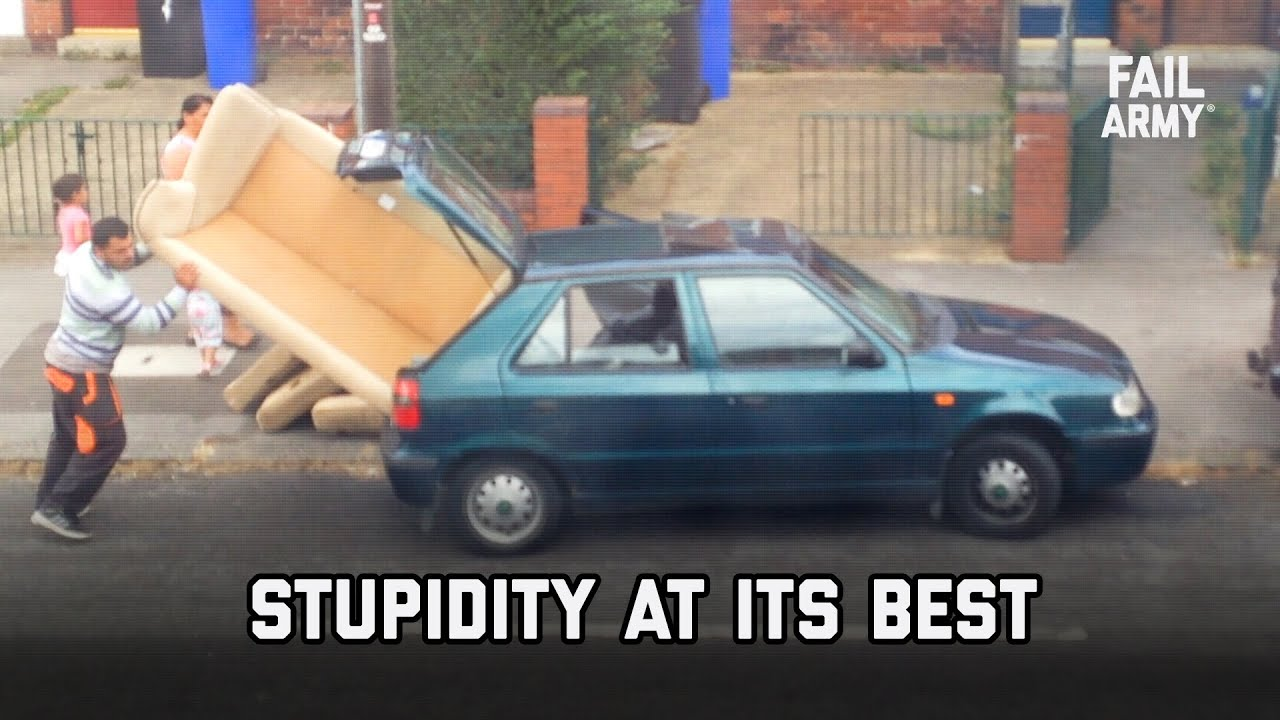 Stupidity At Its Best | FailArmy
