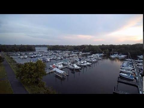 Neshaminy Marina - Aerial Footage | Dragonfly Drone Services | Philadelphia PA