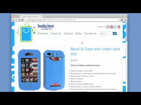 Review your Bodacious Cases iPhone 4 & iPhone 4S case