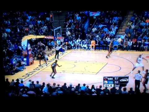 Chris Wright first NBA basket