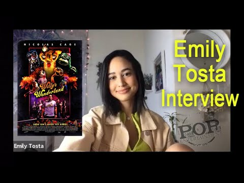 Download Emily Tosta Interview about Willy's Wonderland