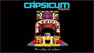 Cápsicum Orquesta habla sobre su Salsa Brava al estilo mexicano.