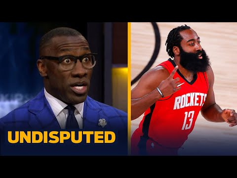 Skip & Shannon on James Harden denying historic contract to focus on joining Nets | NBA | UNDISPUTED