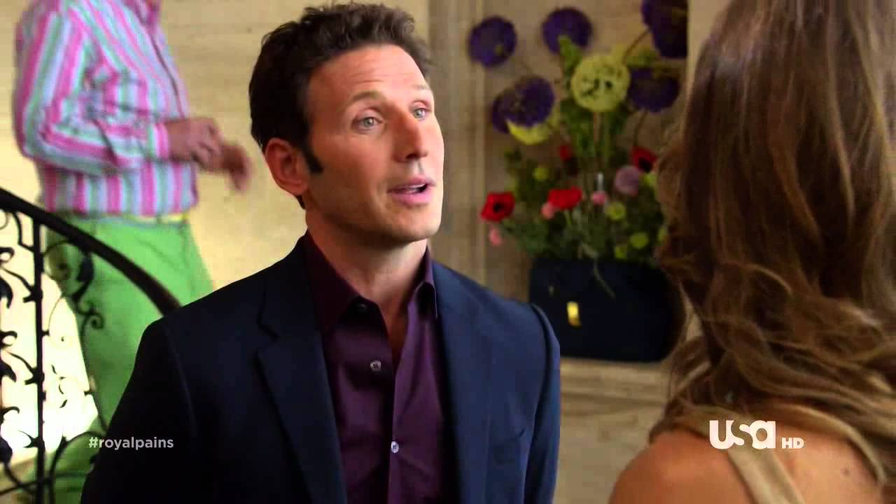 """Download Kat Foster in """"Royal Pains"""" 4x05 - Clip 2"""