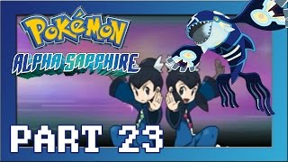 Pokemon Alpha Sapphire Walkthrough Part