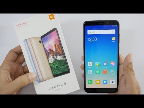 Xiaomi Redmi Note 5 Pro (4GB) Review Videos