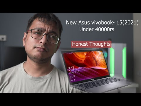 New launch  Asus Vivobook 15- M515DA-BQ521T   Better Budget Laptop Under 40000rs   Should you buy?