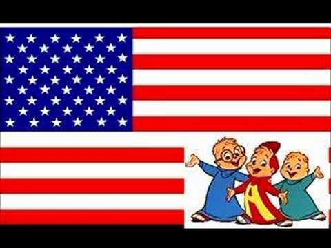 Chipmunks God Bless The USA