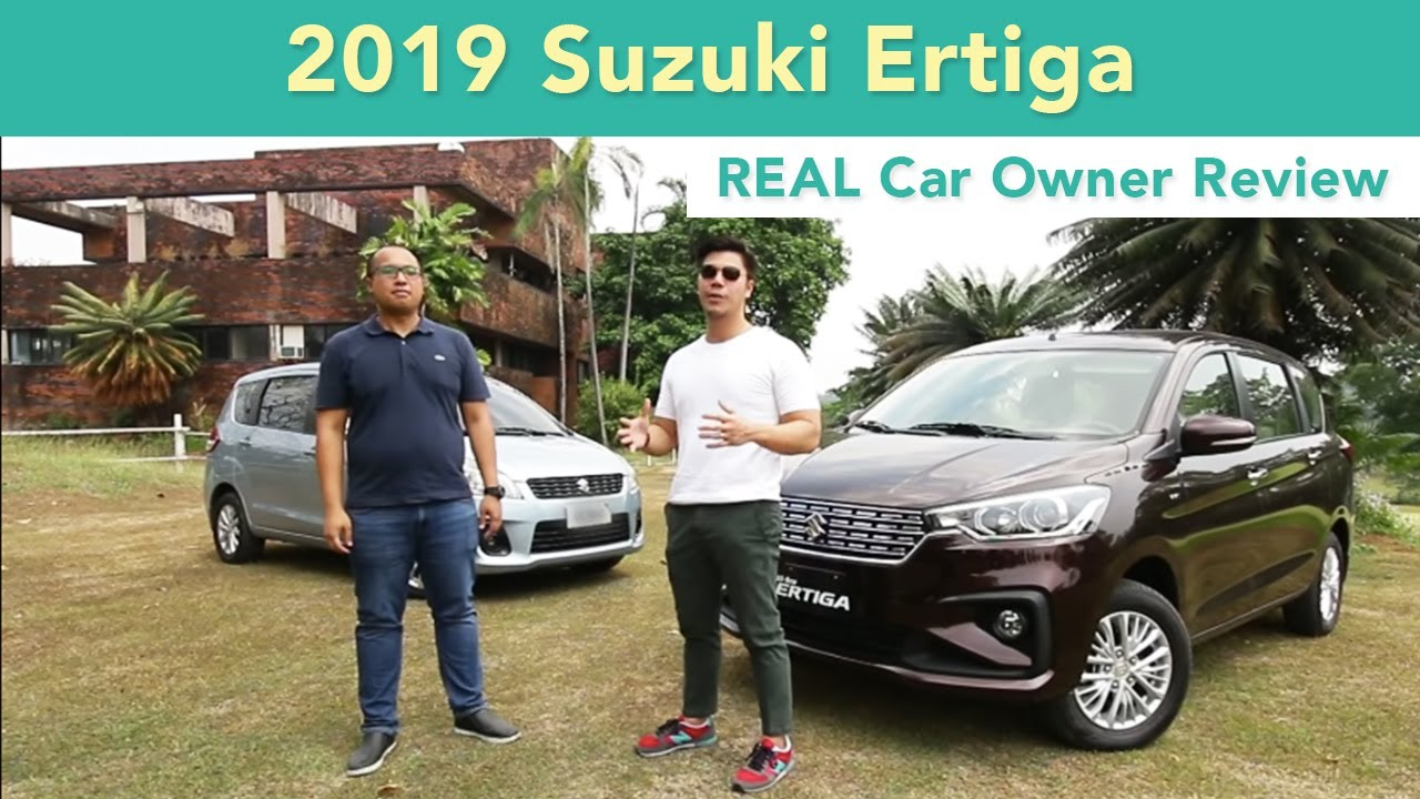 2019 Suzuki Ertiga (REAL Car Owner Review)