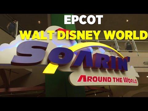 NEW Soarin' Around the World attraction debuts at Epcot, Walt Disney World