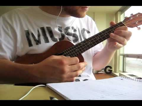 how to play postcards from italy on ukulele