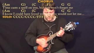 Silver Springs (Fleetwood Mac) Mandolin Cover Lesson with Chords/Lyrics