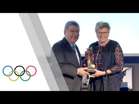New Zealand Olympic Committee Inc. , 2015 World Trophy Winner  | Women and Sport