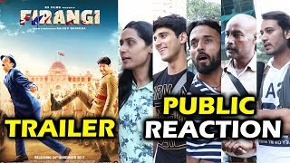 FIRANGI Official Trailer | Public Reaction | Kapil Sharma