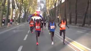 Vodafone 40. İstanbul Maratonu 2018