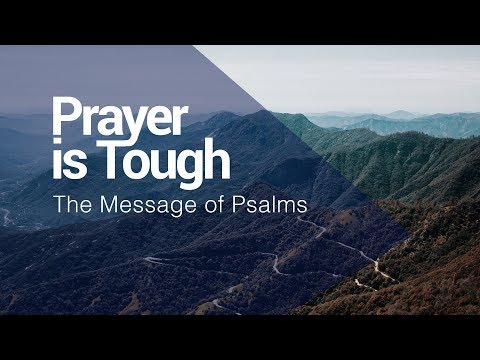 Prayer is Tough Part 3 – Creation Points to Him – Peter Moore