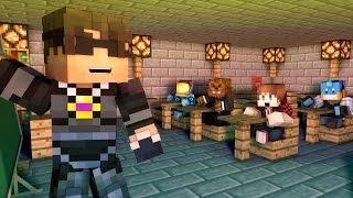 Minecraft TEACHER! STEALING TEAM CRAFTED! (Minecraft Roleplay)