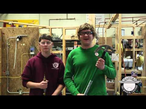Stafford Technical Center School Commercial 2015/2016