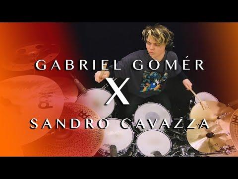 Sandro Cavazza - Love To Lose   Drum Cover • Gabriel Gomér